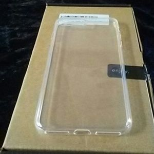 Totallee iPhone 7 case clear